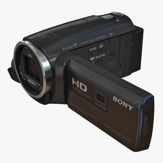 3D Full HD Camcorder with Built In Projector Sony HDR PJ620