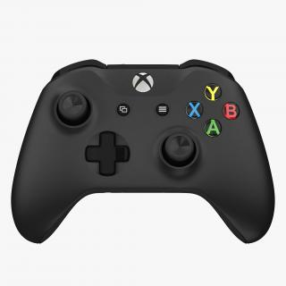3D Controller Microsoft Xbox One X