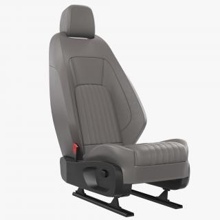 3D Sedan Front Seat