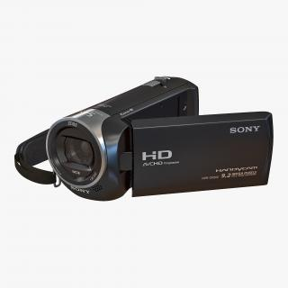 Full HD Camcorder Sony HDR CX240 3D
