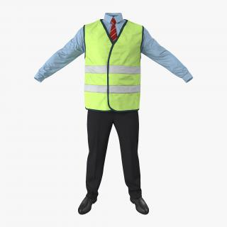 3D Port Engineer Uniform