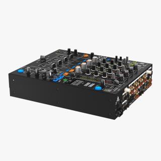 3D Digital DJ Mixer
