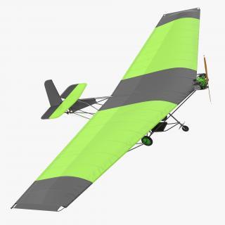 3D model Weedhopper