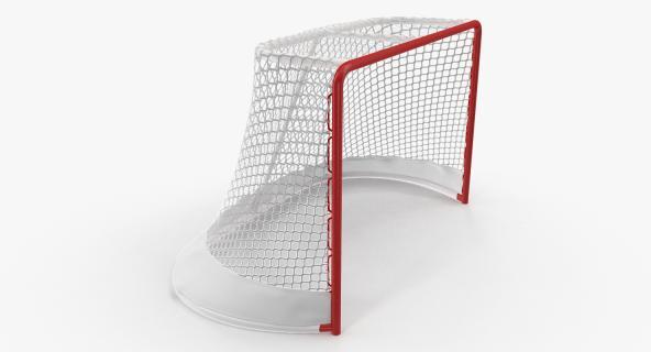 3D model Hockey Net