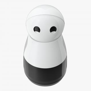 Kuri Home Robot Rigged 3D