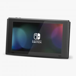 3D model Nintendo Switch