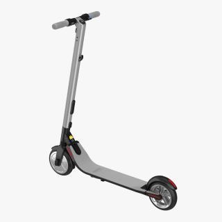 3D Segway Electric KickScooter ES2