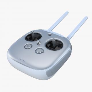 3D DJI Inspire 1 Remote Controller
