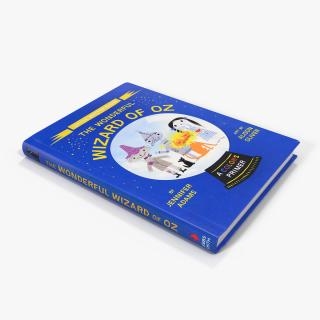 Wizard of Oz Childrens Book 3D