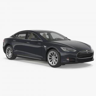 3D Tesla Model S 100D 2015 model