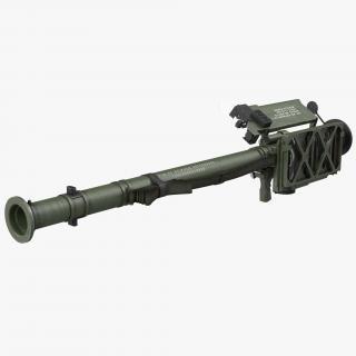 3D model FIM 92B Stinger
