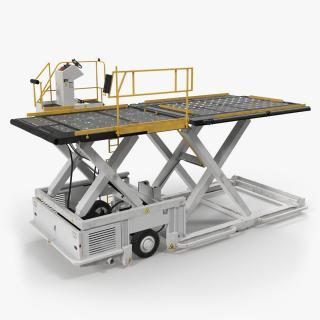 3D model Lower Deck Loader Generic