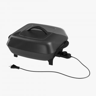 3D Electric Skillet