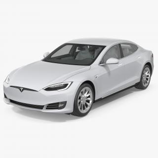 Tesla Model S 60D 2017 3D