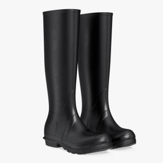 3D model Rain Boots