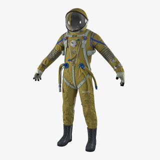 Strizh Space Suit 3D