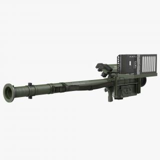 FIM-92 Stinger 3D model