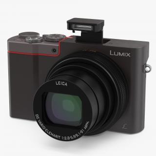 3D model Digital Camera Panasonic ZS100