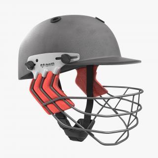3D model Cricket Helmet Ram Protec
