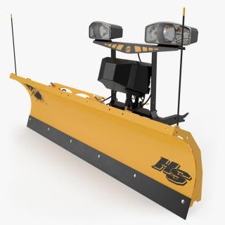 Fisher Storm Guard SnowPlow 3D