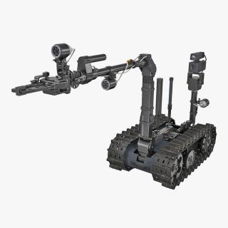 Sapper Robot 3D