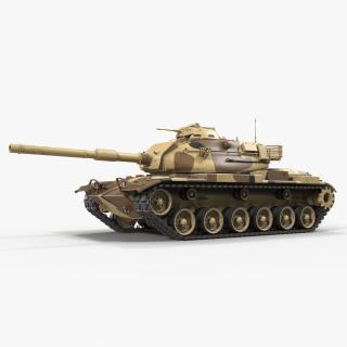 M60A3 Patton 3D