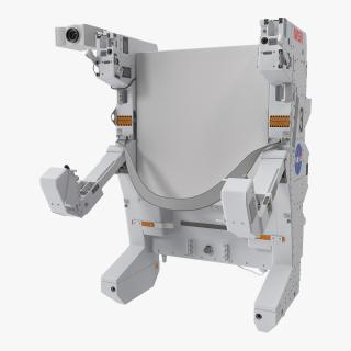 3D Manned Maneuvering Unit model