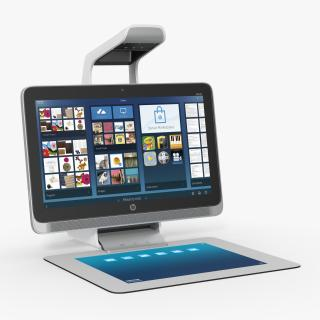 HP Sprout Personal Computer 3D