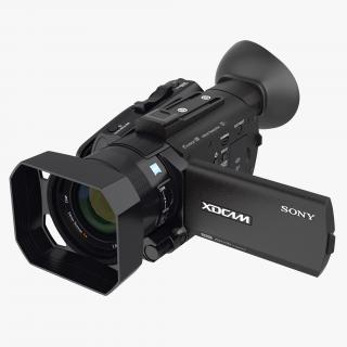3D Compact Camcorder Sony PXWS X70