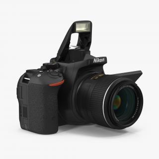 3D Nikon D5500