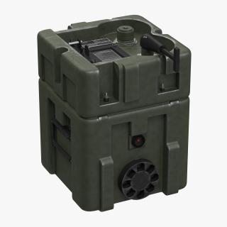 3D Military Lithium Battery Box 28V LBB
