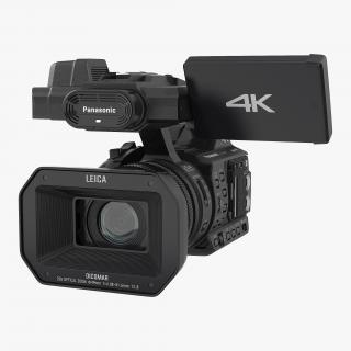 3D Full HD Camcorder Panasonic HC X1000