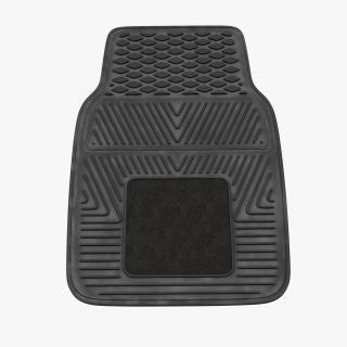 3D model Car Floor Rubber Mat