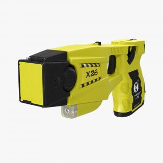Conducted Electrical Weapon Taser X26 3D