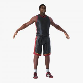 Basketball Player 3D