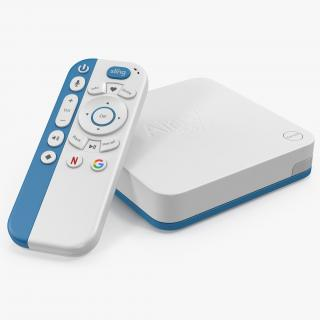 3D AirTV Android TV Player model