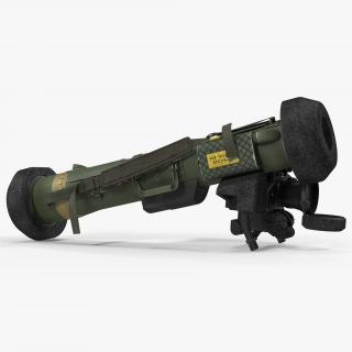 FGM 148 Javelin Launch Tube 3D
