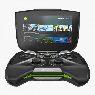 Nvidia Shield Portable 3D