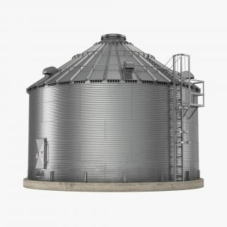 3D Systems for Grain Storage Generic model