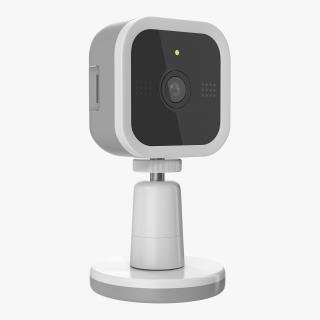 3D Wireless HD Camera model