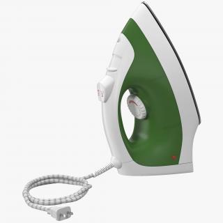 3D model Green Iron