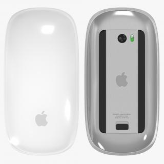Apple Magic Mouse 3D