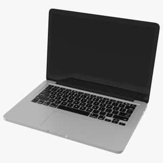MacBook Pro with Retina Display 13 Inch 3D model