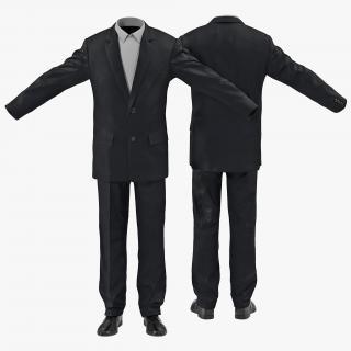 Mens Wedding Suit 3D