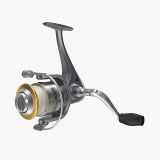 Fishing Reel 3D