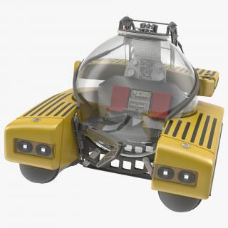 3D Triton Submarine
