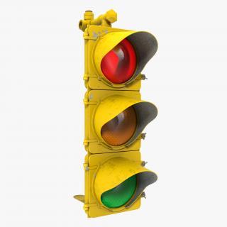 Stop Light 2 3D