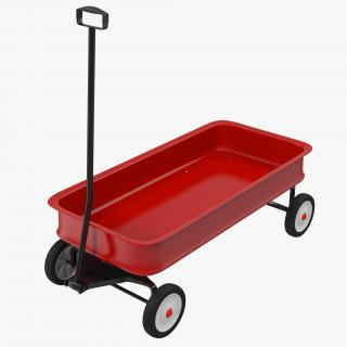 Childs Wagon 2 Generic 3D