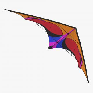 3D model Kite 6