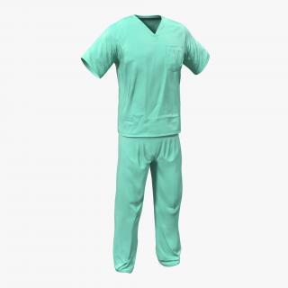 3D Surgeon Dress 19